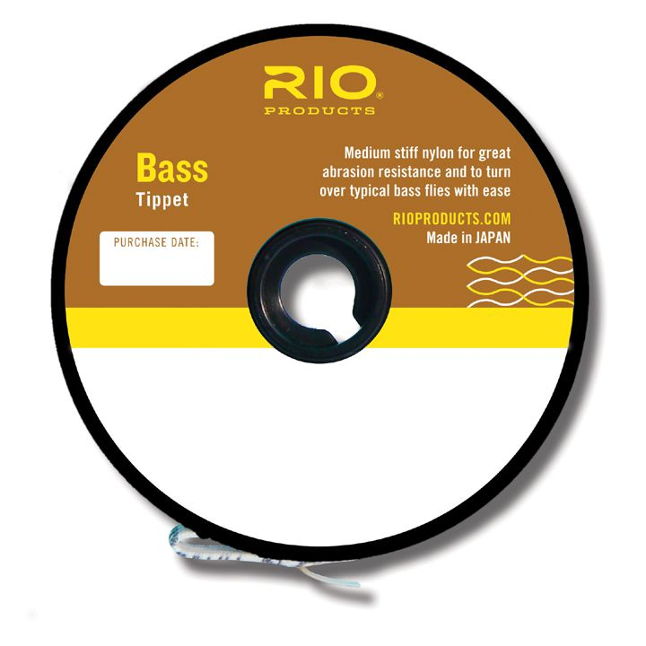 RIO Products Bass Tippet - 30 yd.